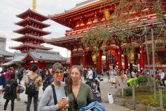 Tóquio: Excursão Turística Privada