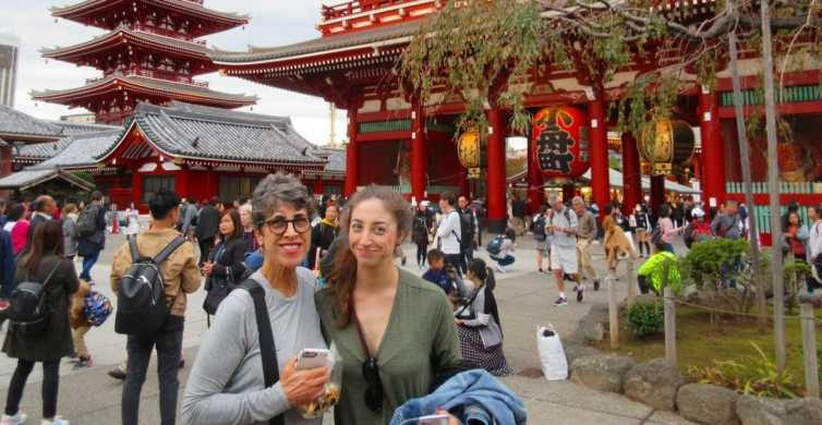 Tokyo: Private Sightseeing Tour