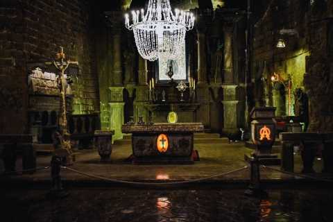 Wieliczka: Salt Mine Entrance and Guided Tour Ticket