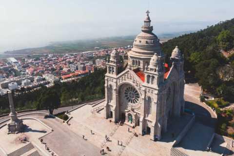 From Oporto, Braga, or Guimarães: Alto Minho Private Tour