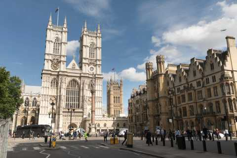 London: Royal Westminster Sightseeing Walking Tour