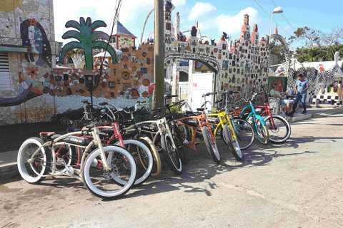 From Havana: Full-Day E-Bike Tour to the Unknown West