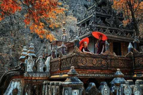 Mandalay: Private Full-Day Sightseeing Tour