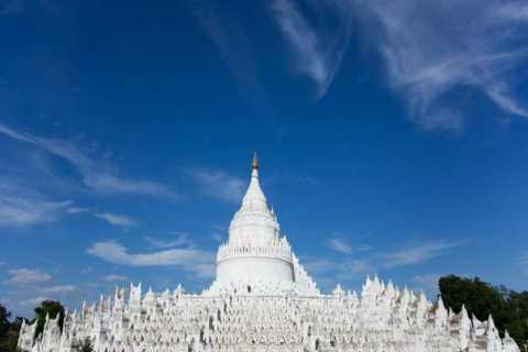 Mandalay: Amarapura, Sagaing, Mingun, and Innwa/Ava Tour