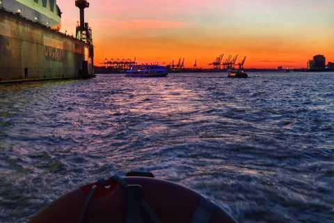 Hamburg: Private Hafenrundfahrt per Boot