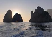 Von Sorrent: Private Halbtagestour mit dem Boot nach Capri