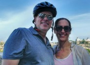 Rom: Private Bike oder E-Bike Street Food Tour