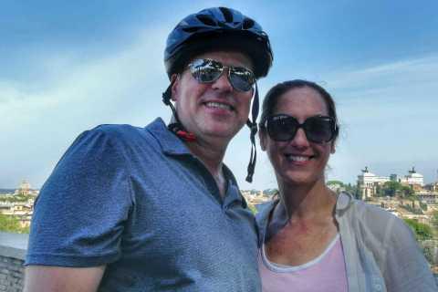 Rome: Private Bike or E-Bike Street Food Tour