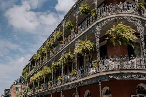 New Orleans: French Quarter Secrets and Bourbon Street Tour