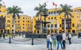 Lima: Largest Market & Local Peruvian Food Tasting Tour