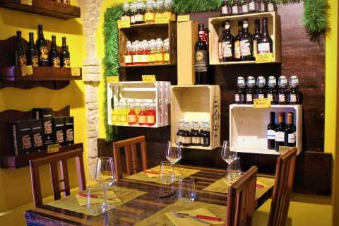 Assisi: degustazione di vini e condivisione della cultura locale