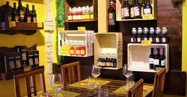 Assisi: Wine Tasting and Local Culture Sharing