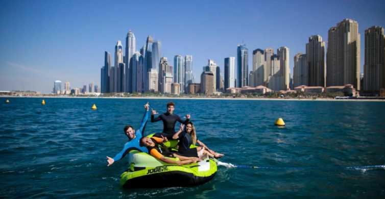 Dubai: Donut Ride at Jumeirah Beach Residence