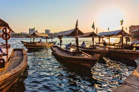 Dubai: 4-timers traditionel byrundtur med guide