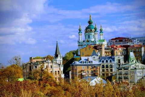 Kiew: Privater Rundgang durch die Altstadt Kiews