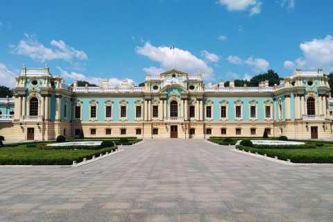 Kiew: Political Lypky Tour auf Deutsch