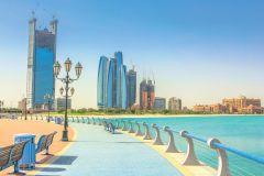 Abu Dhabi: Excursão de 1 Dia saindo de Dubai Almoço Opcional