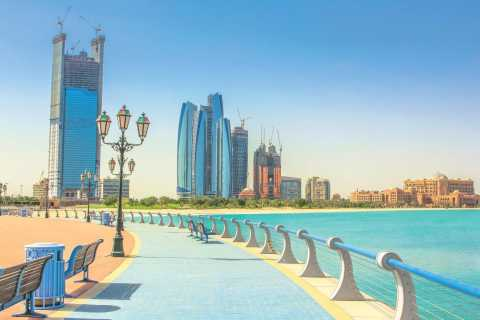 Abu Dhabi: Full-Day Tour From Dubai with Optional Lunch