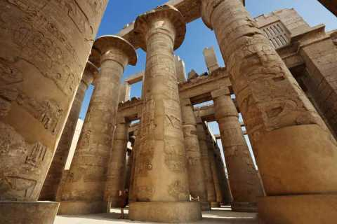 Aswan: 2 Night Nile Cruise to Luxor with Sightseeing