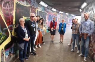 Belfast: Mauern, Brücken & Probleme Stadtführung