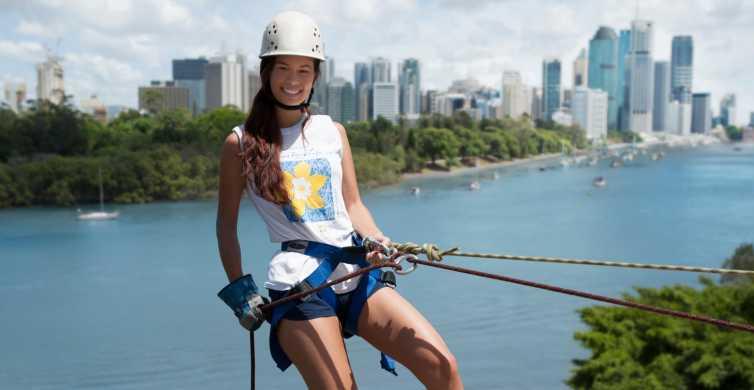 Brisbane: Abseiling at Kangaroo Point Cliffs