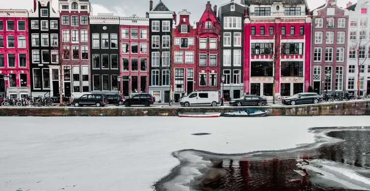 Amsterdam: Christmas Lights and Festive Delights