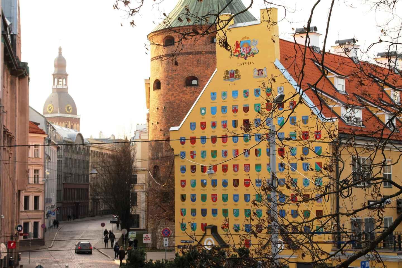 Riga: 1-stündige Altstadttour