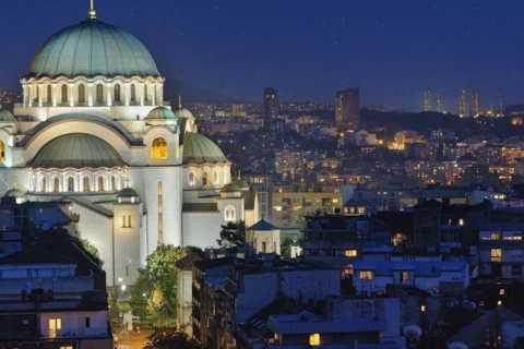Belgrade: 2-Hour Nikola Tesla Tour including St. Sava Temple