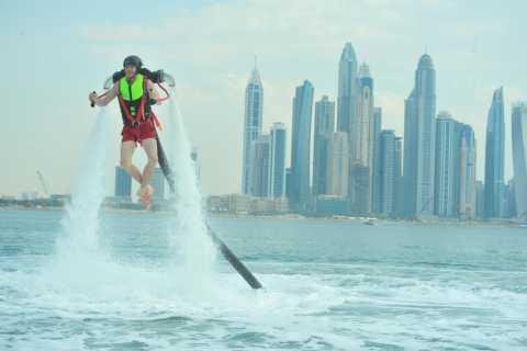 Dubai: sessione di Water Jetpack alle Palm Islands
