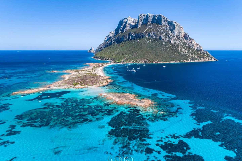 Sardinien: Bootstour zur Insel Tavolara mit Schnorcheln