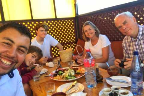 Marrakech Flavors: Authentic Moroccan Food Tour & Dinner