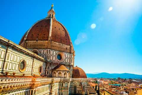 From Livorno: Florence Shore Excursion with Tasting