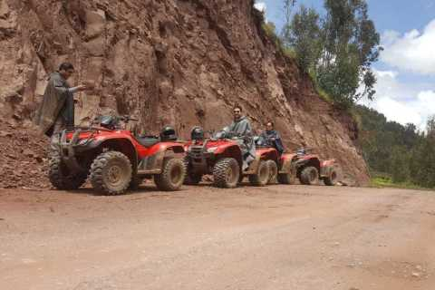 From Cusco: Sacred Valley Cultural Experience by Quad Bike
