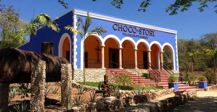 Uxmal & Choco-Story Museum Ticket
