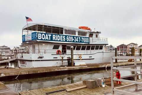 Atlantic City: crucero por el océano por la mañana o por la tarde
