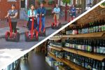 Philadelphia: Sip and Glide Segway and Craft Beer Tour