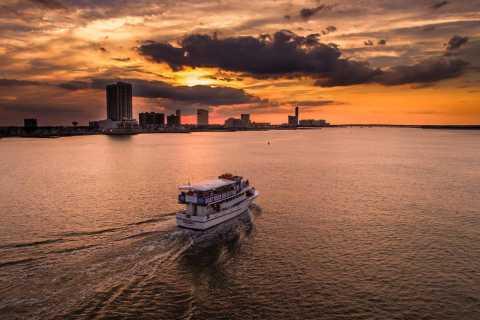 Atlantic City: crucero por la tarde Happy Hour Ocean
