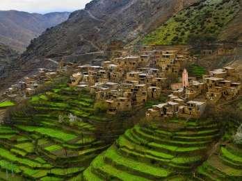 Berberdörfer und 3 Valleys Atlasgebirge: Tagestour