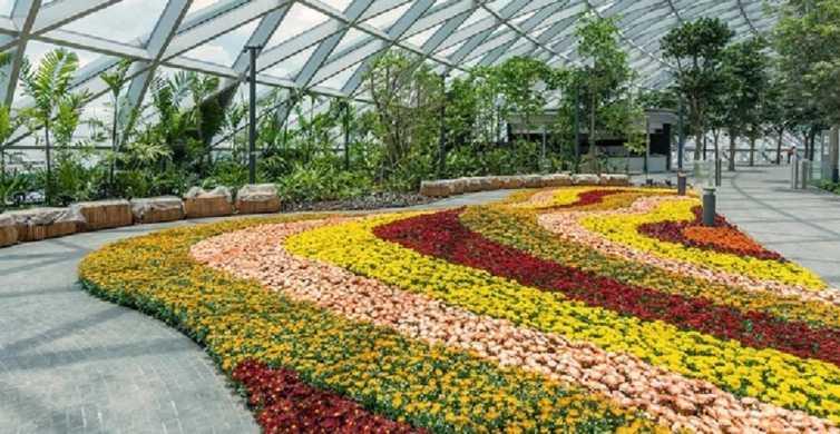 Singapore: Bedste af Jewel Changi lufthavn Guidet tur