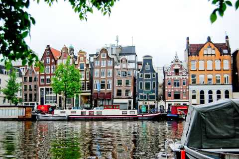 Amsterdam City and Countryside Private Full-Day Tour