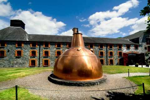 From Cork: 4-Hour Guided Jameson Whiskey Experience
