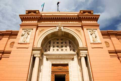 Cairo: skip the line-ticket Egyptisch Museum