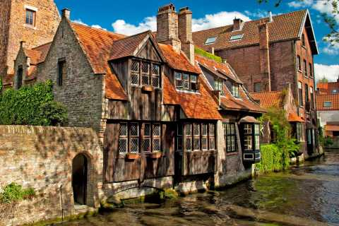From Amsterdam: Ghent and Bruges Private 12-Hour Tour