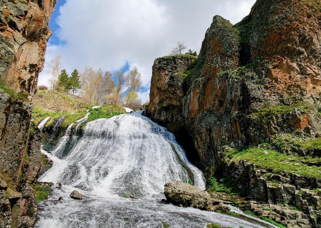 Van Yerevan: Khor Virap, Kechut, Jermuk en Noravank Tour