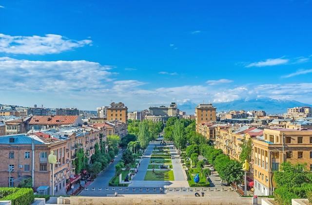 Verken de hoofdstad Yerevan in een tour van een halve dag