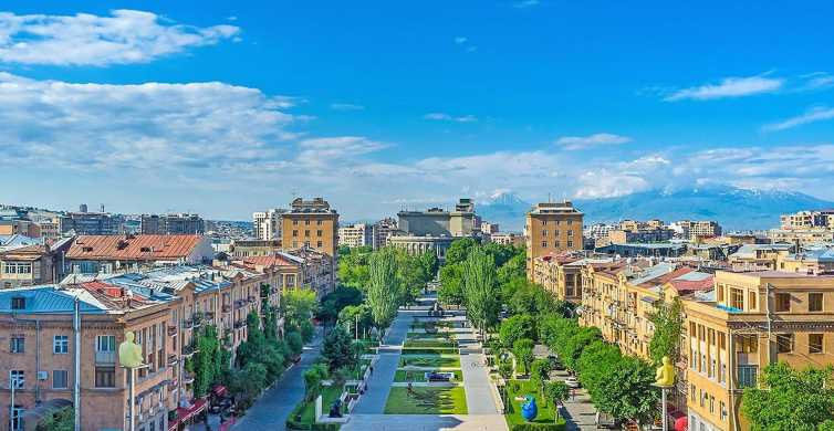 Explore the Capital City Yerevan in a half-day tour