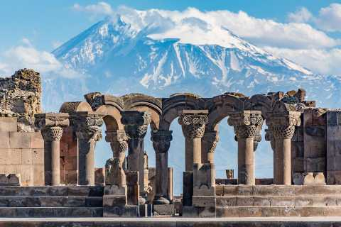 Discover Echmiadzin and Zvartnots
