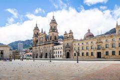 Bogotá: Excursão de Bicicleta de 4 Horas e Meia