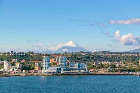 Puerto Montt and Puerto Varas: Panoramic City Tour