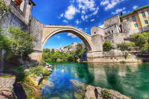 Mostar: Full-Day 4 Cities of Herzegovina Heritage Tour